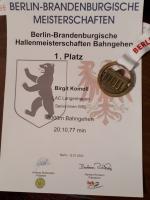 BBM Gehen Halle in Berlin, 12.01.2020
