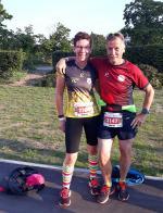 Badenmarathon in Karlsruhe, 19.09.2021